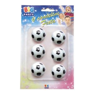 Candeline Forma Pallone