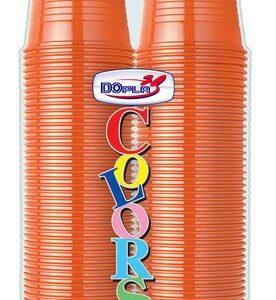 Bicchieri 200 cc Arancio