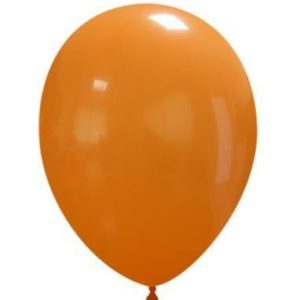 "Palloncini lattice 10"" Arancio"