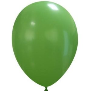 "Palloncini in Lattice 10"" Verde"
