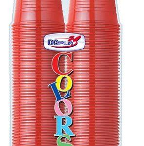 Bicchieri 200 cc Rosso