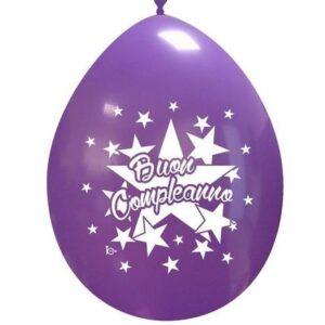 Palloni Buon Compleanno