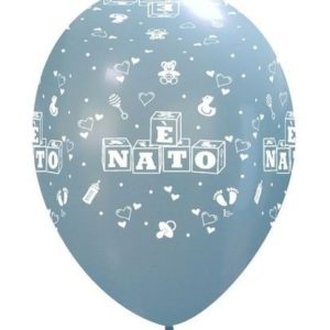 """Palloni ad elio 12""""  Nato"""