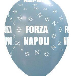 "Palloni ad elio 12"" Napoli"