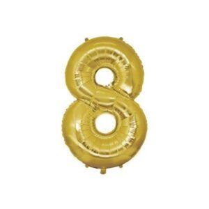 Mylar n8 Oro