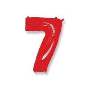 Mylar n7 Rosso