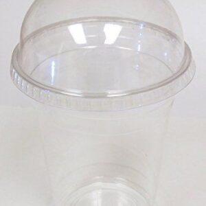 Bicchiere con cupola trasparente 350cc
