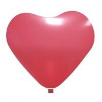 Palloni Cuore Piccoli Rosso