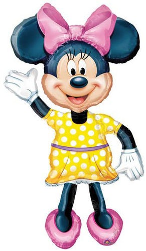 Airwalker Minnie