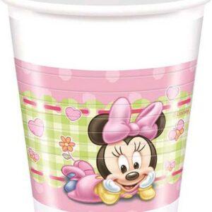 Bicchiere Minnie Baby