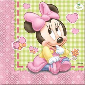 Tovagliolo Minnie Baby