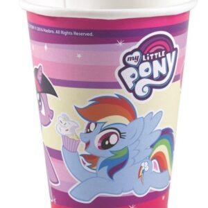 Bicchiere My Little Pony