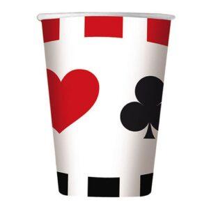 Bicchiere Poker