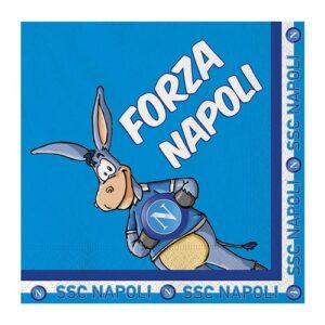 Festa di Compleanno a Tema Calcio Napoli