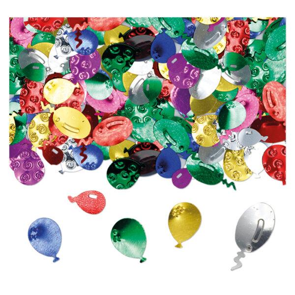 decorazioni tavola – confetti palloncino