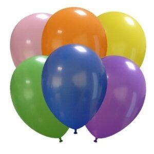 un Kit di 100 Palloncini Colorati è tutto quello di cui hai bisogno per regalare colore e un pizzico di romanticismo alla tua prossima festa.