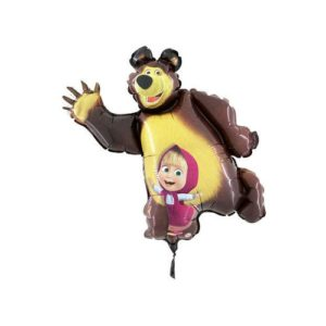 Palloncini Masha e Orso