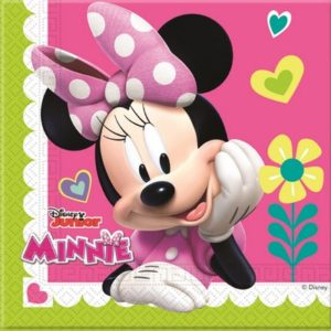 Tovaglioli Minnie Happy Helpers