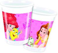 Bicchieri principesse