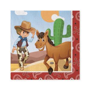 Festa a Tema Cowboy