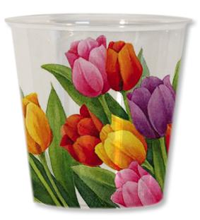 festa a tema tulipani