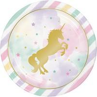 festa  a tema unicorni