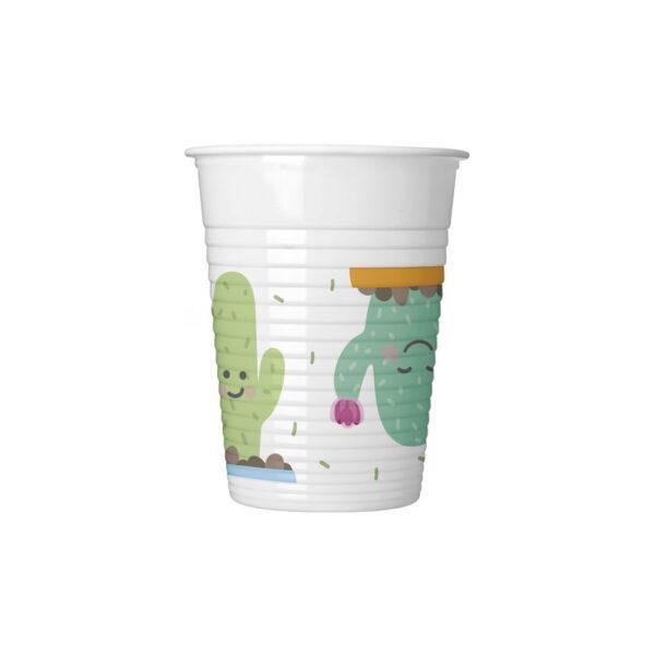 CACTUS-PLASTIC-CUP