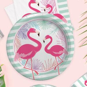 Festa a Tema Flamingo Fenicotteri