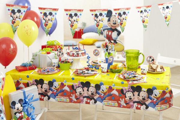 festa a tema topolino ! mickey mouse