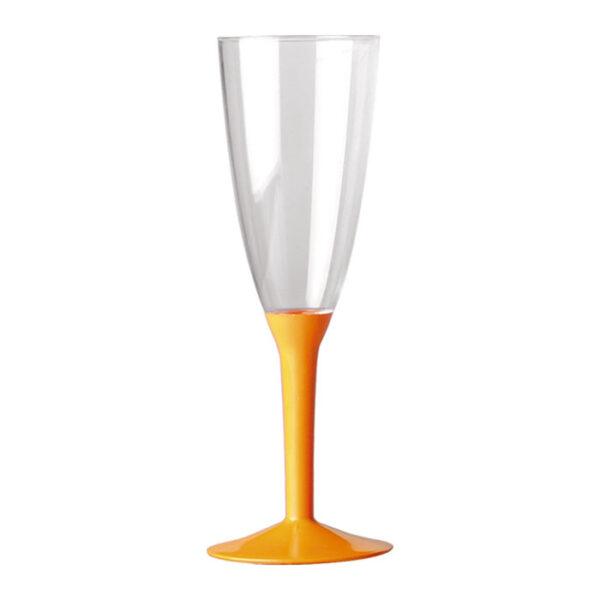 flute arancione