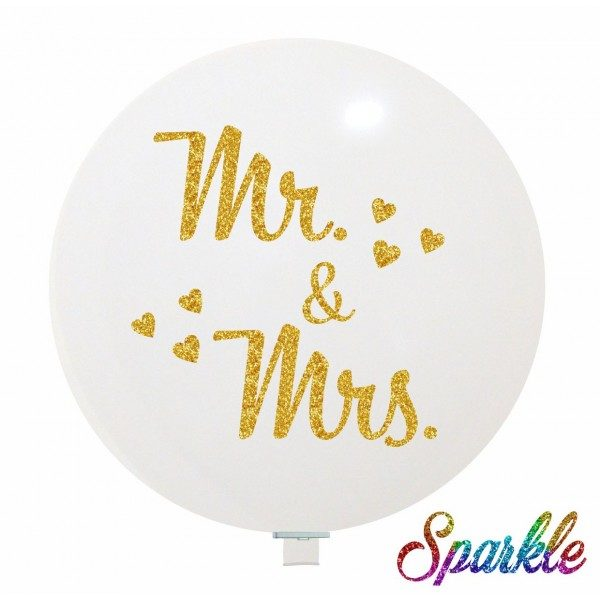 palloncini-bianchi-sparkle-mr-and-mrs-cattex-600×600