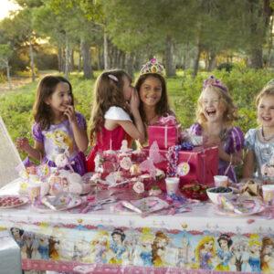 Kit Compleanno Principesse Allestisci e personalizza la Tua festa a tema Principesse Spedizione in 24h Pagamento Sicuro con PayPal o alla Consegna