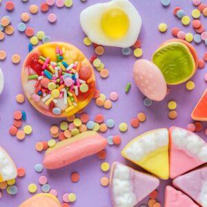 Marshmallow e Caramelle