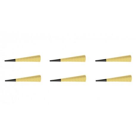 6-trombette-in-carta-glit-oro