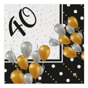 Festa di Compleanno 40 anni idee