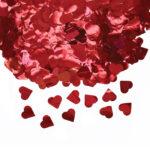 coriandoli a forma di cuore – lovebox – madame clarì