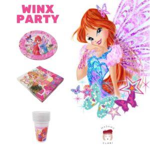 Festa a Tema Winx