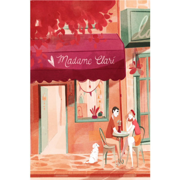 cartolina love – lovebox – madame clarì