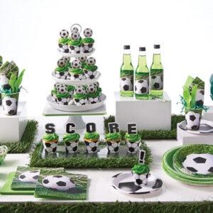 Kit Compleanno Tema Calcio