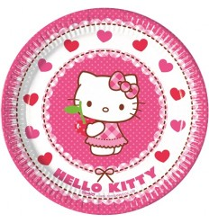 piatto-hello-kitty-20-cm
