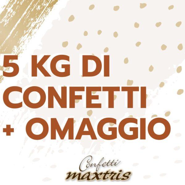promozione confetti maxtris