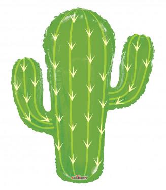 palloncino a forma di cactus