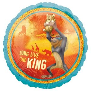 palloncino festa a tema re leone