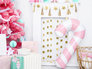 palloncini candy canes
