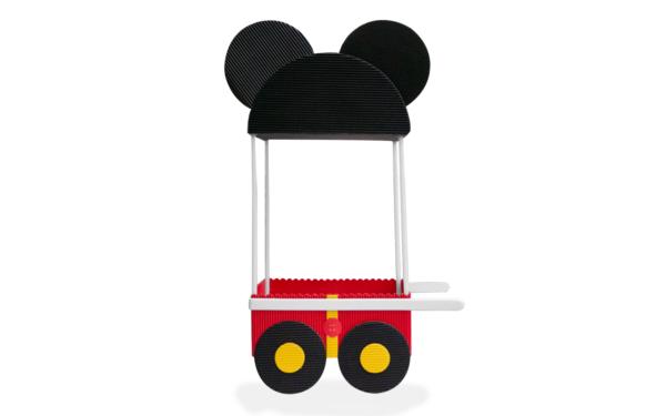 Carro topolino