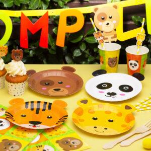 Festa Tema Zoo
