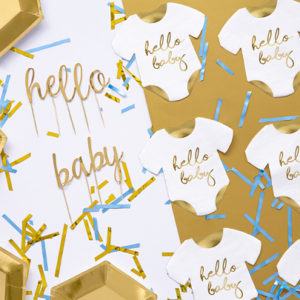 Baby Shower Tutina