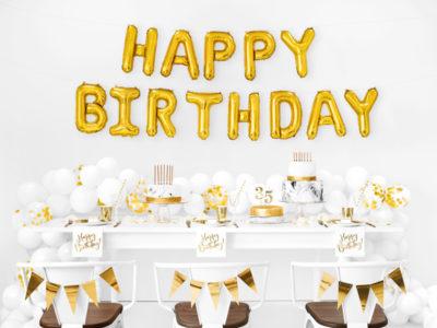 palloncini per il compleanno