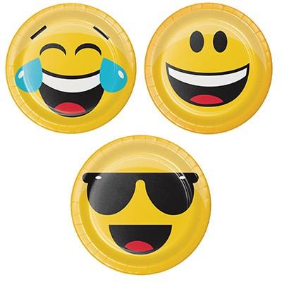 Festa a Tema Emoticon La linea emoticon è perfetta per rendere il tuo party originale! Madame Clarì lo consiglia per avere un party di successo: qualcosa che si distingue dalla tradizione e dal banale, e che ti permette di sorprendere i tuoi ospiti con una scelta originale e sorprendentemente unica!