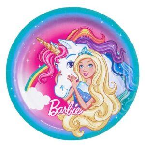 Festa a Tema Barbie I set delle feste a tema Barbie sono perfetti per rendere il tuo party originale! Madame Clarì li consiglia per avere un party di successo